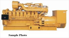 2016 Caterpillar G3516 Generator Set