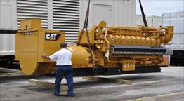 2007 Caterpillar G3520C Generator Set