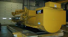 Caterpillar G3520C Generator Set
