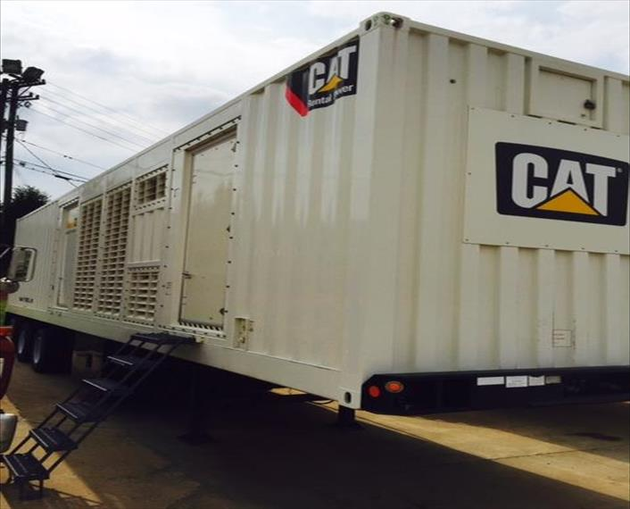 2008 Caterpillar XQ2000 Generator Set