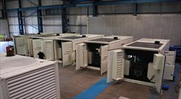 Cummins KTA50G3 Generator Set