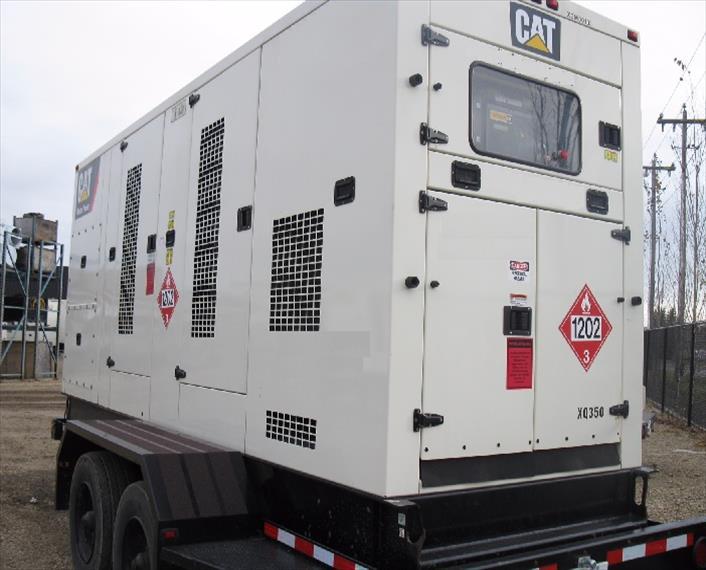 2012 Caterpillar XQ350 Generator Set