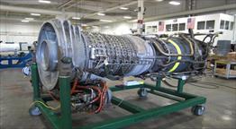 GE LM2500PE Generator Set