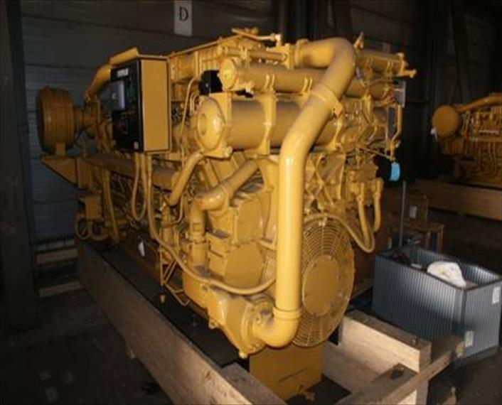 2013 Caterpillar 3516C DITA Engine