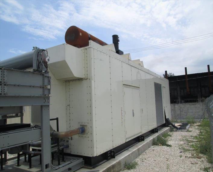2012 Caterpillar G3520C Generator Set