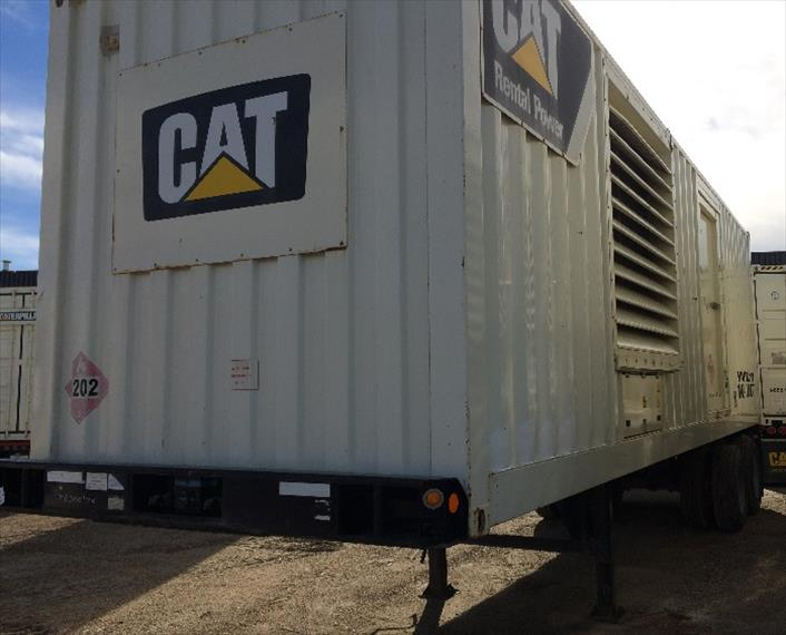 2008 Caterpillar XQ1000 Generator Set