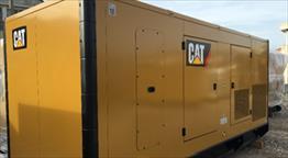 2016 Caterpillar C13 Generator Set