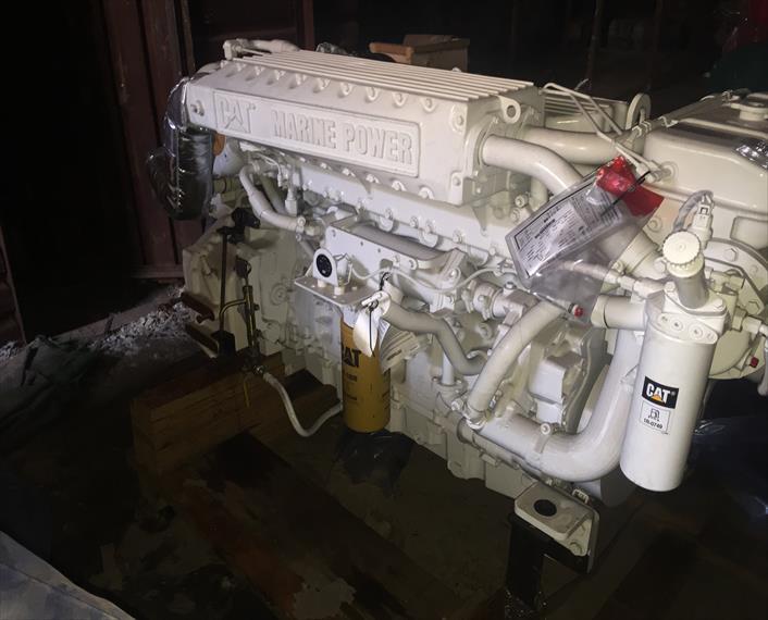 2012 Caterpillar C12 Engine