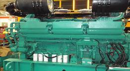 2009 Cummins QSK78 Generator Set