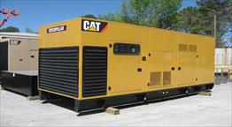 2010 Caterpillar C27 Generator Set