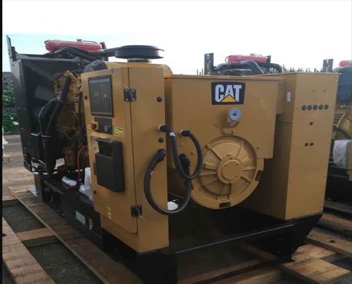 2016 Caterpillar C15 Generator Set