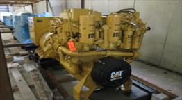 2015 Caterpillar C18 Generator Set