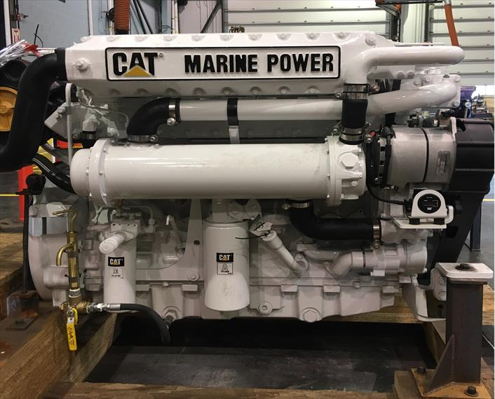 2014 Caterpillar C12 ACERT Engine | IMP