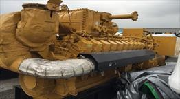 Caterpillar G3520H Generator Set