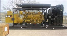 2014 Caterpillar CG137-12 Generator Set