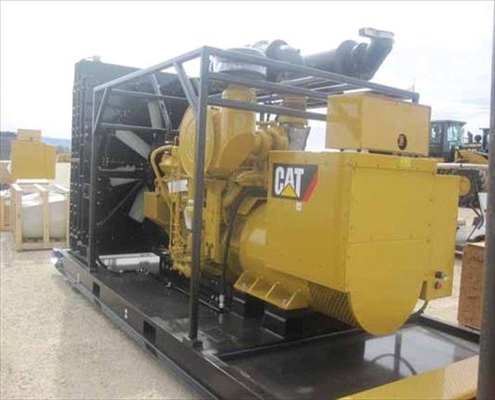 2014 Caterpillar CG137 12 Generator Set