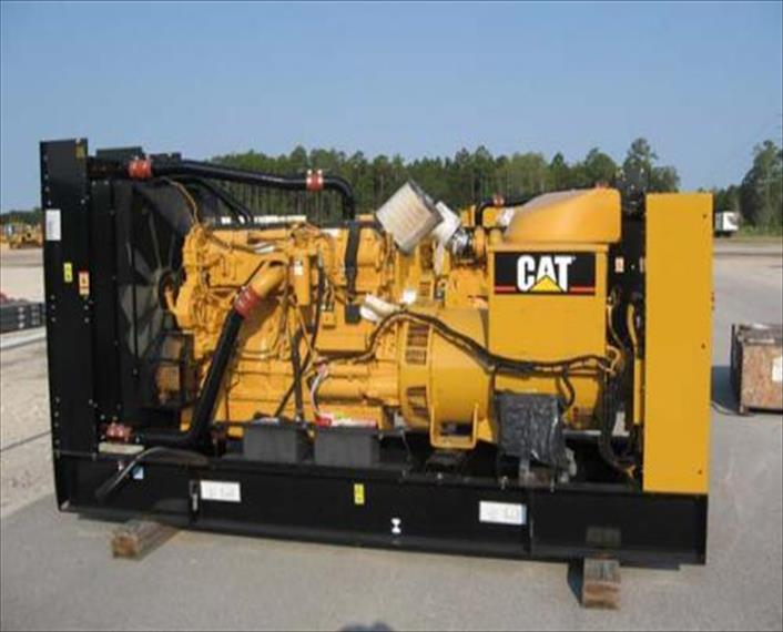 2017 Caterpillar C15 Generator Set