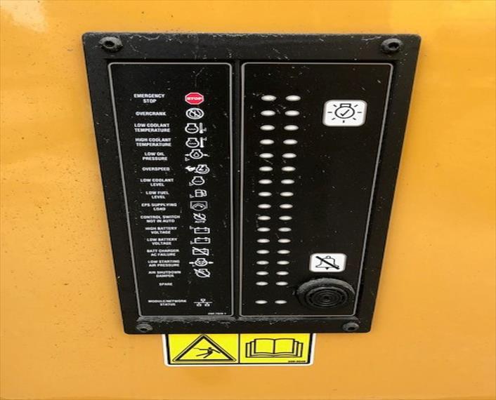 2013 Caterpillar C15 Generator Set