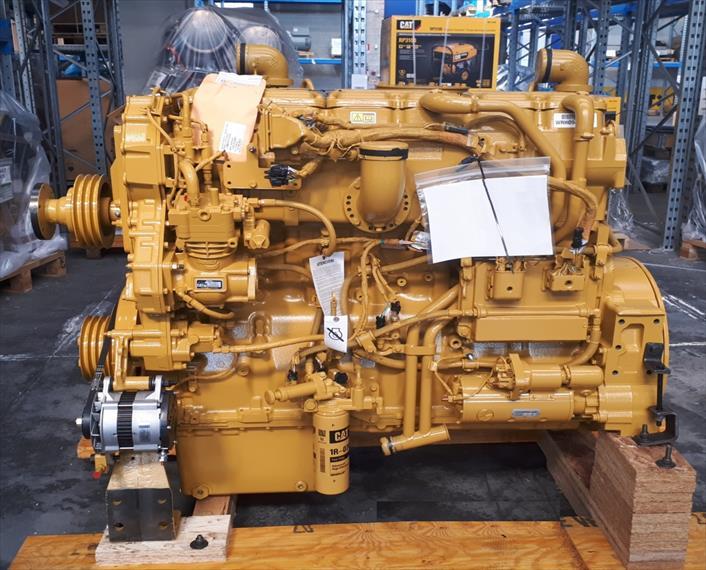 2017 Caterpillar C18 ACERT DIT ATAAC Engine   IMP