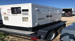 2015 Multiquip DCA 45SSIU4F Generator Set