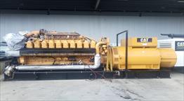 2004 Caterpillar G3520C Generator Set