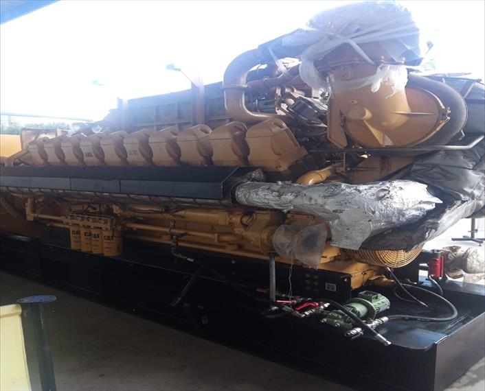 2004 Caterpillar G3520C Generator Set