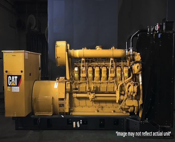 2018 Caterpillar 3516B Generator Set