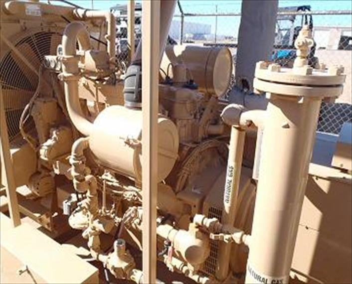 2008 Caterpillar G3406 NA Generator Set