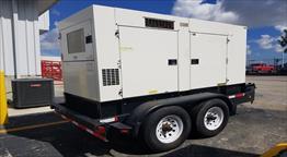 Multiquip DCA-150 Generator Set