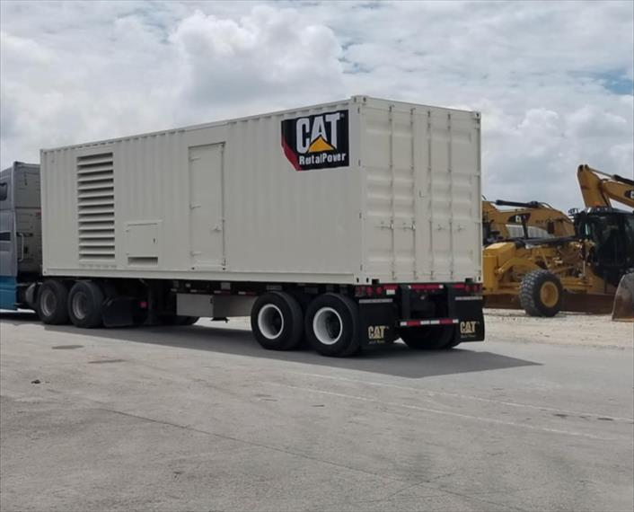 2006 Caterpillar XQ800 Generator Set