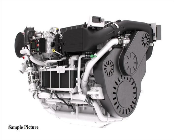 2017 Caterpillar C12 9 Engine