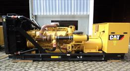 2015 Caterpillar C27 Generator Set