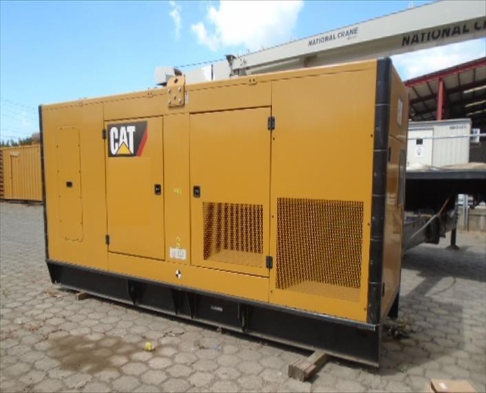 2017 Caterpillar C15 Generator Set