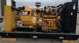 2014 Caterpillar C15 Generator Set
