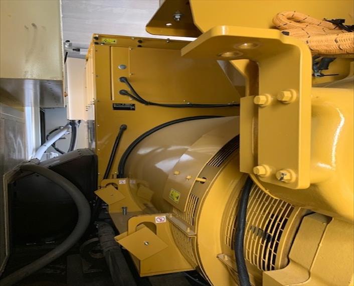 2014 Caterpillar XQ2000 Generator Set