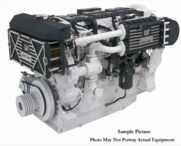 2006 Caterpillar C18 Engine