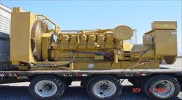 1995 Caterpillar 3512 Generator Set