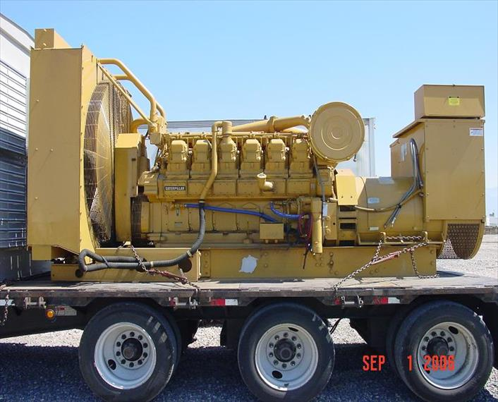 1995 Caterpillar 3512 Generator Set