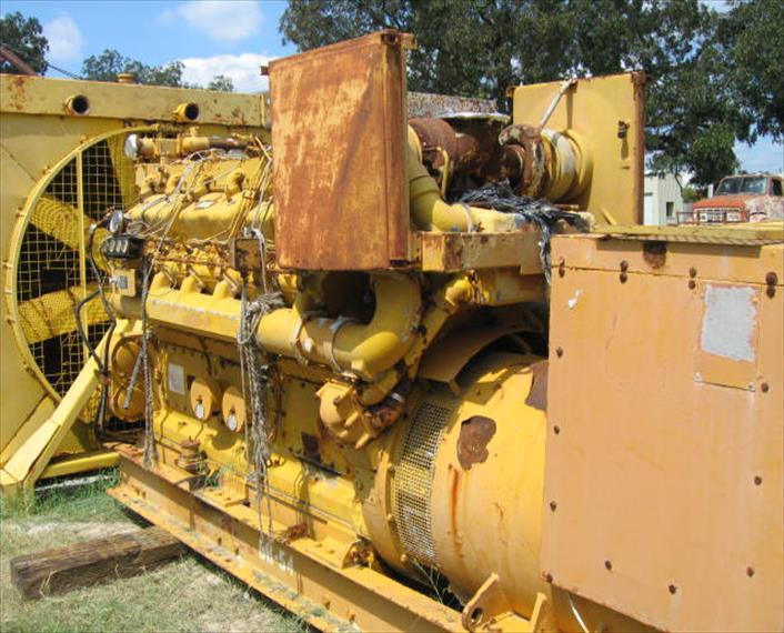 Caterpillar D398B Generator Set | IMP
