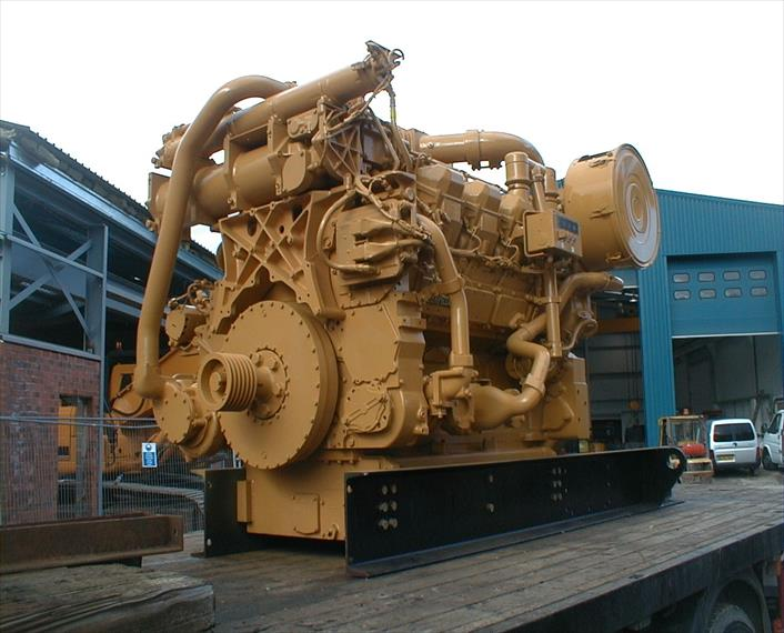 2007 Caterpillar 3508B Engine | IMP