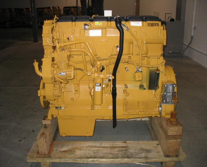 2008 Caterpillar C15 Acert Engine Imp