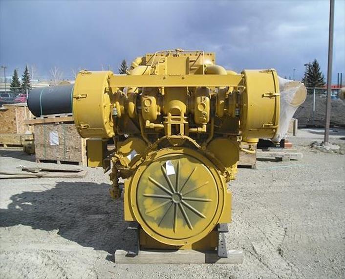 2006 Caterpillar G3508 LE Engine