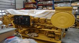Caterpillar 3512B Engine
