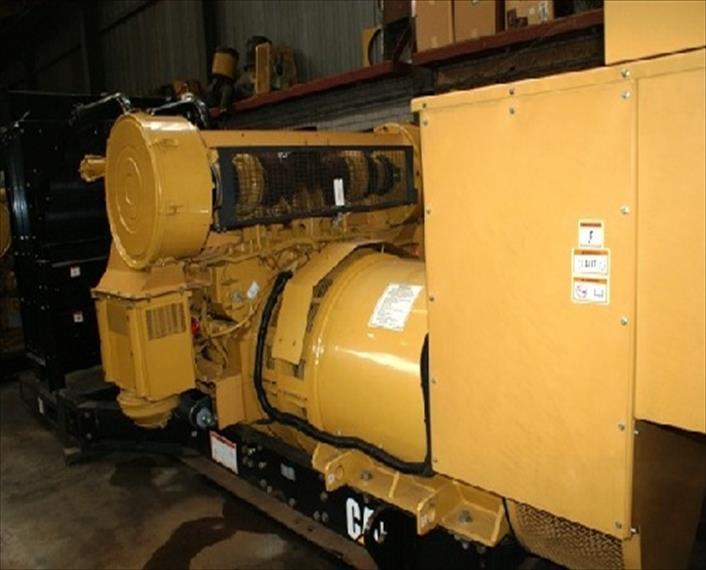 2006 Caterpillar 3508 DITA Generator Set