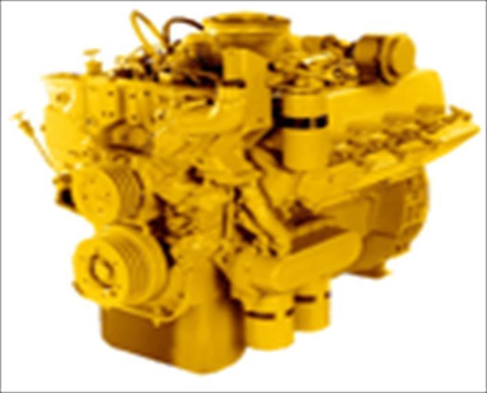 Caterpillar 3408TA Engine