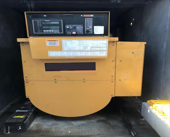 2000 Caterpillar XQ1500 Generator Set