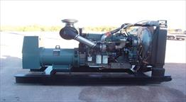 Detroit / MTU Series 60 DDC Generator Set