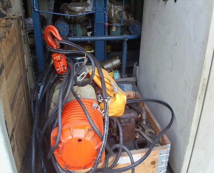 1996 Wartsila 18V26 Generator Set