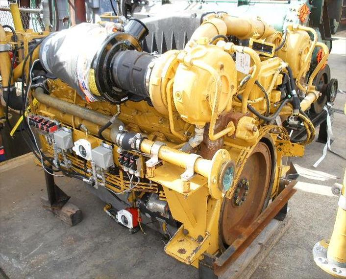 2006 Caterpillar C32 Engine   IMP