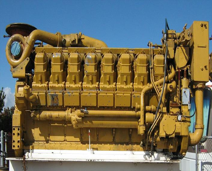Caterpillar 3516 DITA Engine